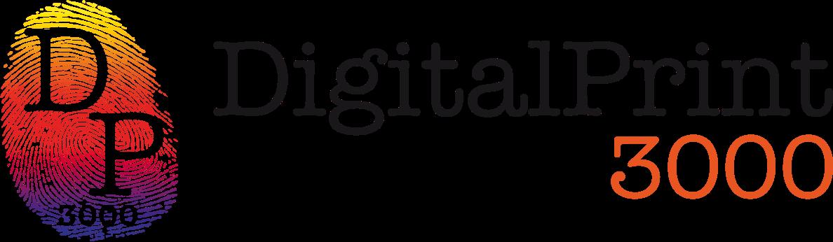 logo digital print 3000